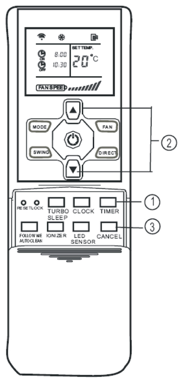 Кондиционер Мидеа 12 Инструкция - фото 6