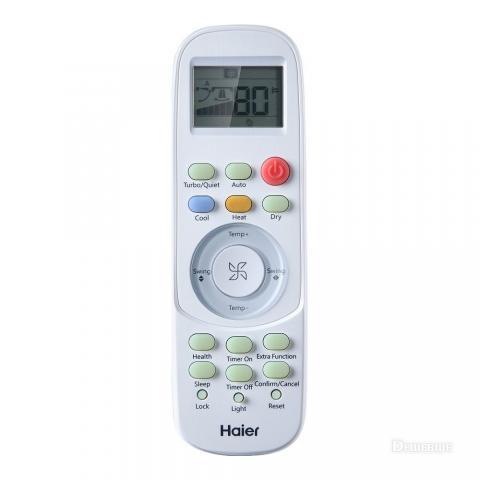 Haier HSU-12TD03/R1 / HSU-12HUD03/R2