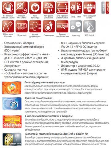 IDEA IPA-18HRFN1