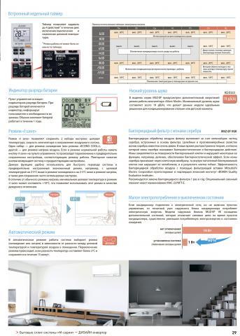 Mitsubishi Electric MSZ-EF35VGKB / MUZ-EF35VG